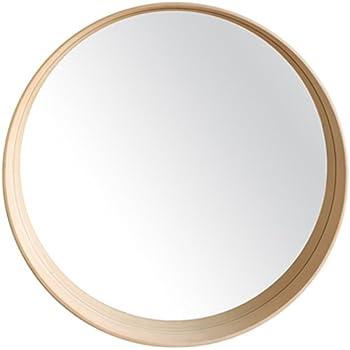 Luyiasi salle de bains nordique miroir salle de bains miroir rond miroir rond miroir salle de - Salle de bain nordique ...