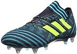 adidas Herren Nemeziz 17.1 SG Fußballschuhe, Blau (Legend Ink/Solar Yellow/Energy Blue), 46 2/3 EU