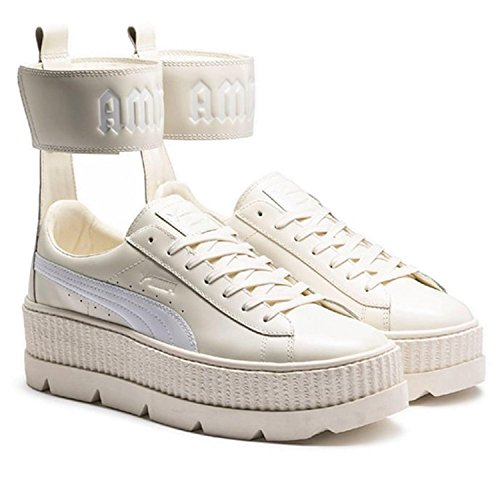 "0a2802a061b2 Puma x Fenty Rihanna Ankle Strap Sneaker ""Vanilla Ice"""