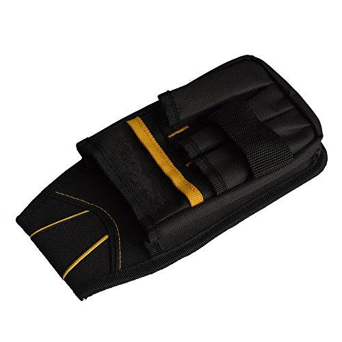 Ehdis® Professionelle Multi-Purpose Werkzeugtasche Werkzeughalter Organizer Mini Arbeits Organizer Heavy-Duty Klein für Auto-Haus Tint Window Film Worker - 2