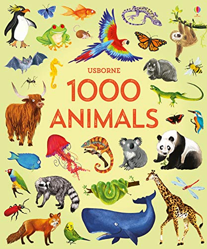 1000 animals (1000 Pictures)