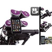 UltimateAddons–Trolley da Golf o telaio bullone a U con supporto Anti-Shock per Samsung Galaxy S2i9100