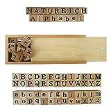Natureich – Alphabet Blocks