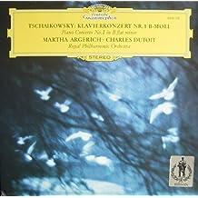 Tschaikowsky: Klavierkonzert Nr. 1 b-moll op. 23 [Vinyl LP] [Schallplatte]