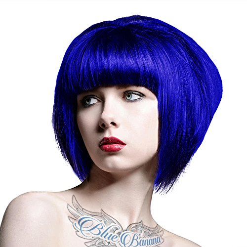 Splat Blue Envy Langanhaltende Haartönung Set (Blau)
