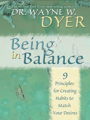 Being in balance ebook wayne w dyer amazon kindle shop being in balance von dyer wayne w fandeluxe Document