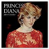 Princess Diana 2019 Square Wall Calendar