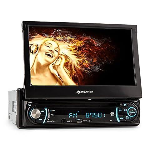 auna MVD-330 • Autoradio • Car-Radio • Moniceiver • Car-HiFi • 18 cm (