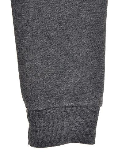 ZLYC Damen Kapuzenpullover Gark Grey