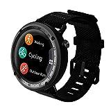 ANDE L19 Orologio Smart Phone, GPS Posizionamento Track Watch modalità Multi-Sport frequenza cardiaca monitoraggio della Pressione arteriosa Orologio Smart Watch