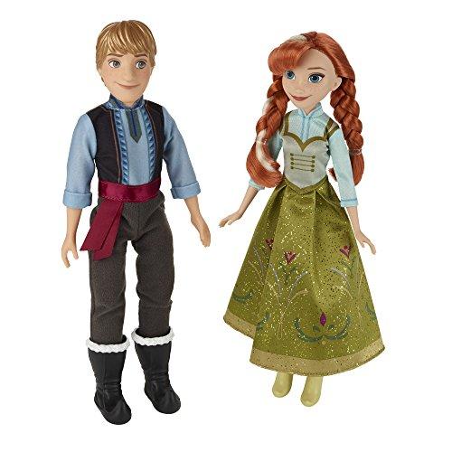 Disney Frozen Anna & KRISTOFF 2er Pack (Disney Verbundenen Kostüme)