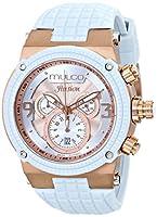 Mulco MW3-12140-413 - Reloj para Hombres, Correa de Silicona de Mulco