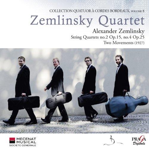 Preisvergleich Produktbild Streichquartette 2 Op.15 & 4 Op.25 /