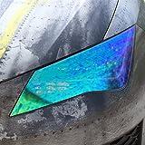 RLS Scheinwerfer Folie Chamäleon (30x100cm) von Finest-Folia Tönungsfolien Tint Rückleuchten Nebelscheinwerfer (RLS82)
