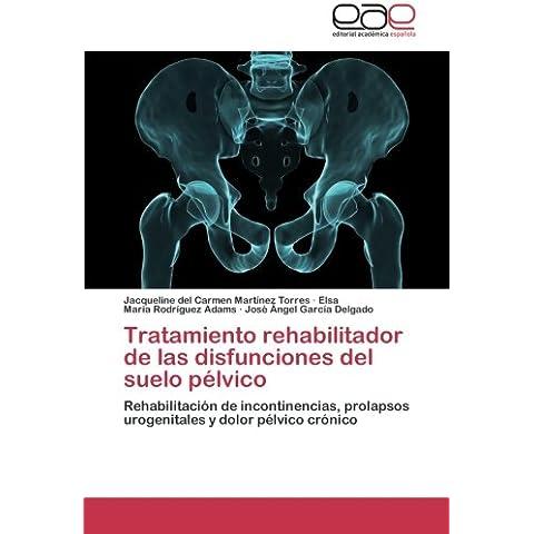 Tratamiento rehabilitador de las disfunciones del suelo pélvico: Rehabilitación de incontinencias, prolapsos urogenitales y dolor pélvico crónico