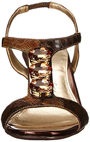 Anne Klein Evonne Synthétique Sandale Bronze