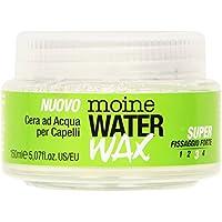 Moine - Water Wax, Cera ad Acqua per Capelli, Fissaggio Forte - 150 ml