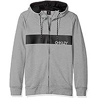 Oakley Herren Full Zip Sweatshirt Crossbar Mark Ii Fz Hoodie