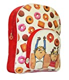CHARLIE AND LOLA BISCUITS KIDS LARGE SCHOOL BACKPACK BAG - NEW