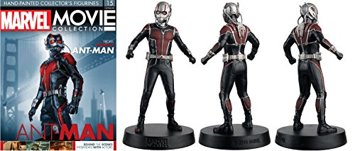 FIGURA DE RESINA MARVEL MOVIE COLLECTION Nº 15 ANT MAN