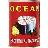 Ocean Sgombro Mackerel al Naturale - 400 gr