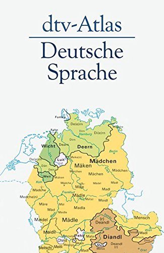 dtv-Atlas: Deutsche Sprache