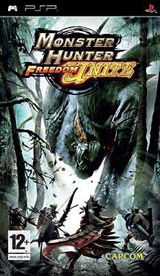 Monster Hunter Freedom Unite (PSP)