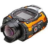 """Ricoh WG-M1 Caméra d'action embarquée étanche Écran 1,5"""" 14 Mpix - Orange"""