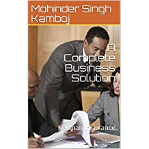 A Complete Business Solution : Keyman Insurance (English Edition)