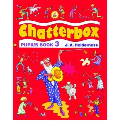 [(Chatterbox: Pupil's Book Level 3)] [Author: Jackie Holderness] published on (May, 1990)