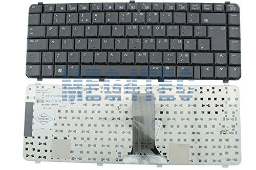 HP Compaq 511515516610615CQ510CQ610Tastatur UK Layout new - Tastatur 610 Compaq