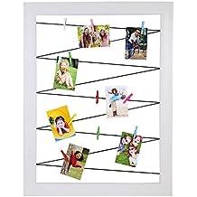 Polaroid Pinza de Ropa-Marcos para Zink Fotoprints – Incluye 10 Clips of diferentes colores