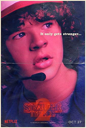 Stranger Things Dustin Poster 70x45
