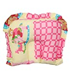 Wonderkids Bear Print Baby Cotton Pillow...