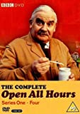 Open All Hours - Complete Series 1-4 Box Set (4 DVDs)