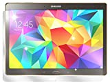 dipos Samsung Galaxy Tab S T800 WiFi / T805 LTE (10,5 Zoll) Schutzfolie (3 Stück) - kristallklare Premium Folie Crystalclear