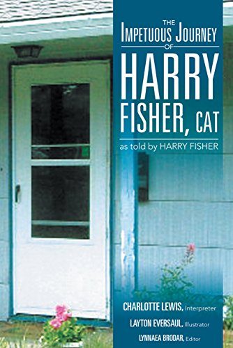 The Impetuous Journey of Harry Fisher, Cat (English Edition)