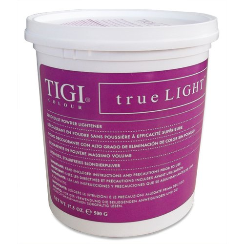 Tigi - Decolorante True Light White- Linea Decolorante