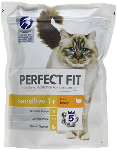 PERFECT FIT Trockenfutter - Sensitive Perfect Fit Katzenfutter
