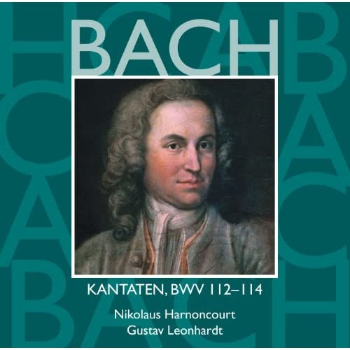 """Cantata No.114 Ach, lieben Christen, seid getrost BWV114 : VI Recitative - """"Indes bedenke deine Seele"""" [Tenor]"""