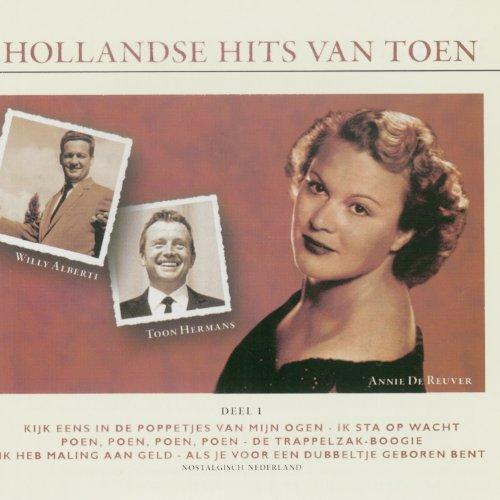 Hollandse Hitmedley: Ik Sta op Wacht / Poen, Poen, Poen, Poen / Wenen / 't Huiske / De Trappelzak - Boogie ......