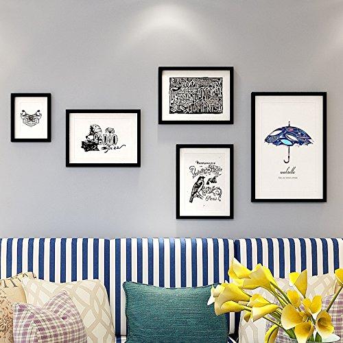 Paintsh kreative Wohnzimmer Flur Poster Dekorative Wandmalerei europäischen Wandmalerei Sofa Wand Dekorative Malerei, Rechnungswesen für den Bereich Wand von   About: 173 * 80 Cm, Massivholz Frame [rund 20mm], Renaissance, die Gesamtheit der Preis [5], 1.