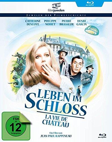 Bild von Leben im Schloss - La vie de Château (Vorgeschichte zu Die große Sause) - Filmjuwelen [Blu-ray]
