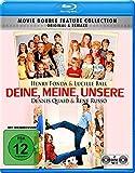 Deine Meine Unsere 1968 & 2005 (double movie) [Blu-ray]