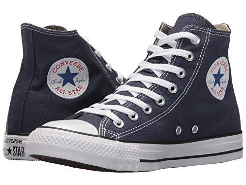 Converse - Chuck Taylor All Star High Top Mujer, Negro (Navy.Blue), 40 EU Frau / 39.5 EU Männer