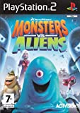 Monsters Vs. Aliens (PS2) on PlayStation 2
