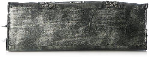 Tamaris - Ursula Shopping Bag, Borsa shopper Donna Nero (nero)