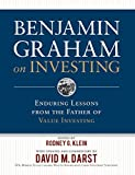 Benjamin Graham on Investing : Enduring Lessons from the Father of Value Investing price comparison at Flipkart, Amazon, Crossword, Uread, Bookadda, Landmark, Homeshop18