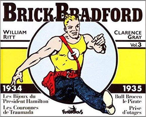 Brick Bradford - 3 : 1934-1935