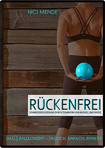 DVD Rückenfrei Nici Mende DVD zum Facial Coach Ball -